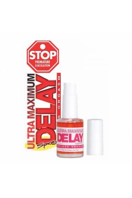 Stop Ultra Maximum Spray