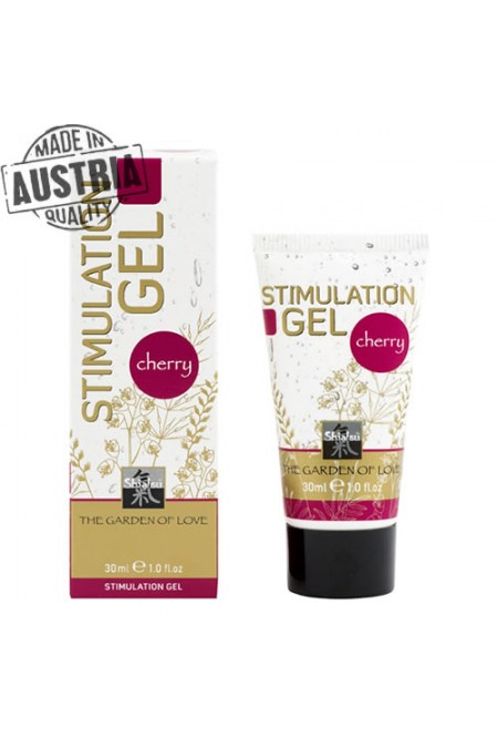 Shiatsu Cherry Stimulating Gel