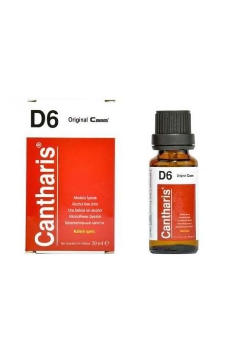 Cantharis D6 Damla