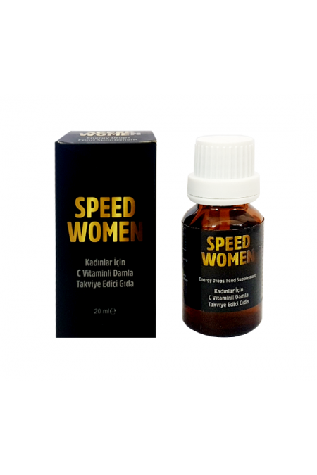 Speed Women E Vitaminli Damla