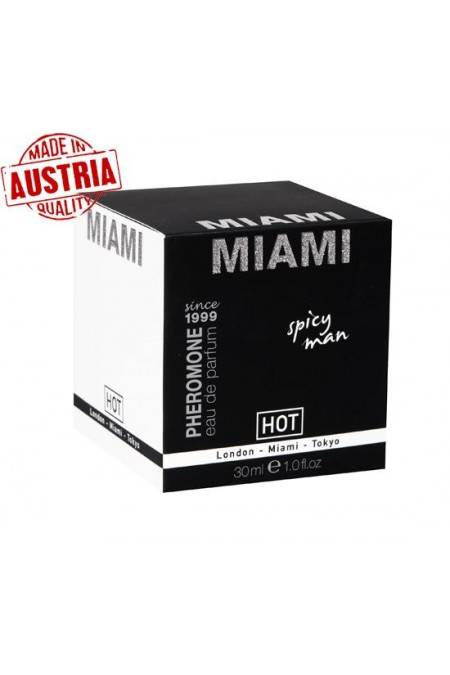 Miami Spicy Man Pheromone