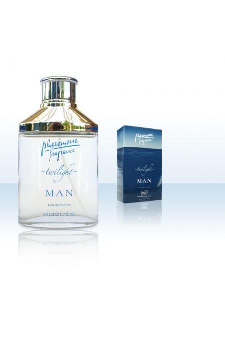 Twilight Feromonlu Afrodizyak Erkek Parfümü