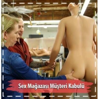 Sexshop Mağaza Müşteri Kabulü