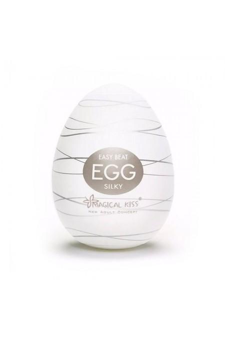 EGG Silky Süpriz Yumurta Mastürbatör