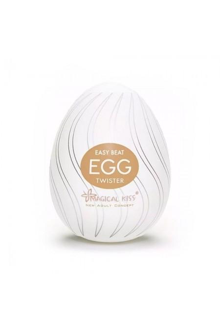 EGG Twister Süpriz Yumurta Mastürbatör